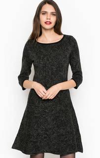 Платье из хлопка с рукавами 3/4 More & More