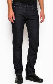Прямые синие джинсы Gas