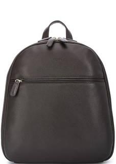 Кожаный рюкзак на двухзамковой молнии Picard