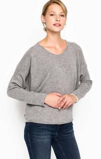 Шерстяной свитер с круглым вырезом Stefanel