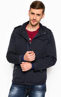 Демисезонная куртка со скрытым капюшоном Alcott