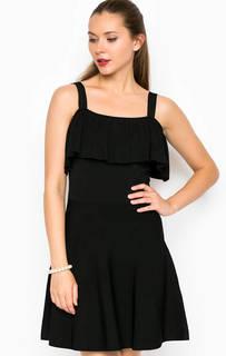 Короткое платье на бретелях Miss Sixty