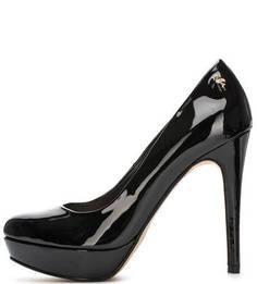 Лакированные туфли на высоком каблуке Menbur