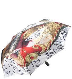 """Складной зонт с системой """"антиветер"""" Flioraj"""