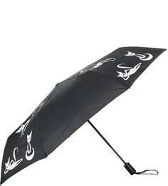 Автоматический зонт с эффектом проявляющегося рисунка Flioraj