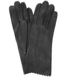 Кожаные перчатки с перфорацией Bartoc