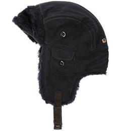 Хлопковая шапка с кармашками Goorin Bros.