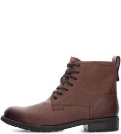 Ботинки с застежкой на молнию и шнуровкой Vagabond