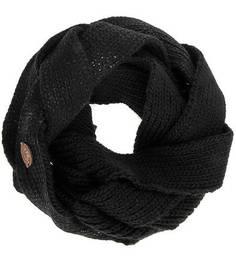 Вязаный шарф-хомут из акрила и шерсти R.Mountain