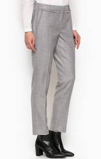 Серые брюки с бахромой Michael Michael Kors