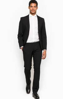 Классический черный костюм Liu Jo Uomo