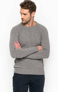 Однотонный шерстяной свитер Liu Jo Uomo