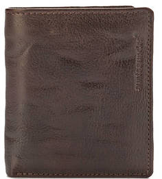 Кожаное портмоне с двумя отделами для купюр Aunts & Uncles