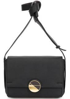 Черная сумка через плечо Calvin Klein Jeans