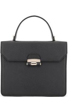 Кожаная сумка с короткой ручкой Furla