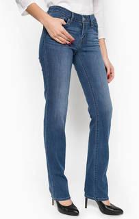 Синие прямые джинсы со стандартной посадкой Levis®