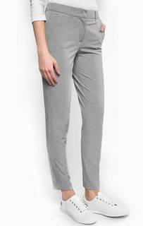 Серые трикотажные брюки Olsen