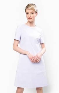 Платье с короткими рукавами Stefanel