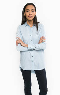 Туника-рубашка с удлиненной спинкой Calvin Klein Jeans