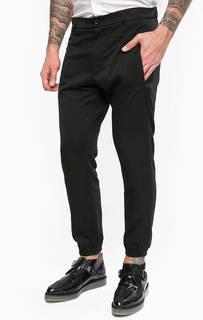 Зауженные черные джинсы Calvin Klein Jeans