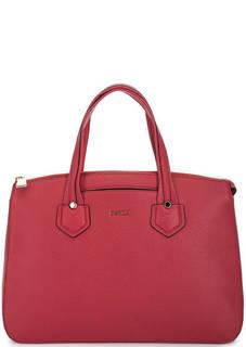 Вместительная сумка из мягкой кожи Furla