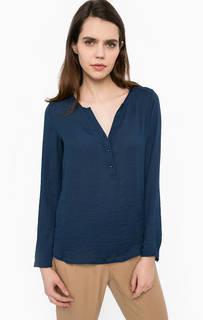 Однотонная трикотажная блуза Lerros