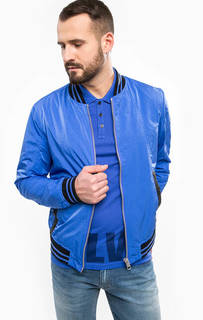 Легкая куртка с эластичными манжетами Calvin Klein Jeans