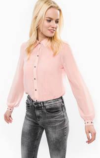 Блуза с длинными рукавами на пуговицах Juicy Couture