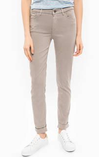 Зауженные брюки с отворотами Marc Opolo
