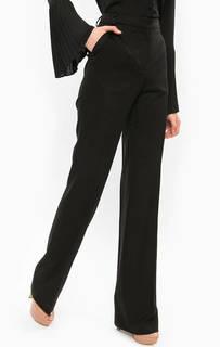 Прямые черные брюки из вискозы Marciano Guess