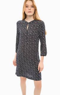 Платье из вискозы свободного кроя Cinque
