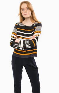 Блуза с длинными рукавами в полоску Cinque