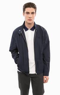 Легкая куртка на молнии Gant