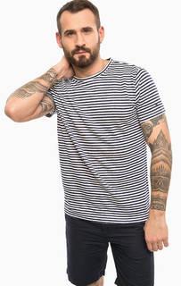 Льняная футболка в полоску Tommy Hilfiger
