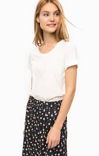 Базовая трикотажная футболка Lerros