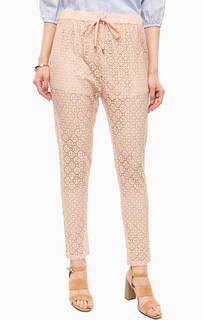 Трикотажные брюки на резинке Kocca
