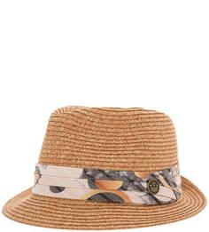 Плетеная бумажная шляпа с лентой Goorin Bros.