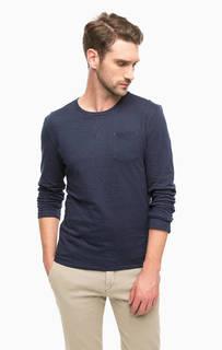 Плотная футболка с длинными рукавами Tom Tailor