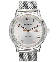 Часы с люминесцентными стрелками Rodania