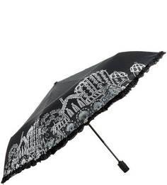 Автоматический зонт с проявляющимся рисунком Flioraj