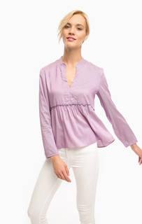 Блуза в полоску с длинными рукавами Pennyblack