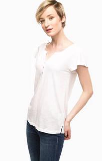 Базовая трикотажная футболка S.Oliver