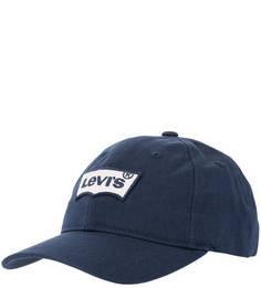Синяя бейсболка с нашивкой Levis®
