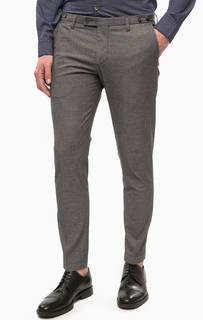 Серые хлопковые брюки Cinque