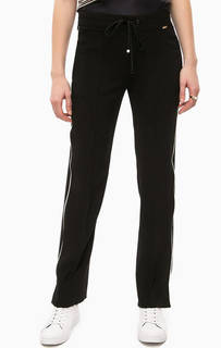 Зауженные черные брюки Cinque