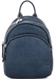 Синий рюкзак на молнии Picard