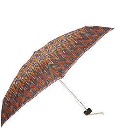 Механический зонт с пластиковой ручкой Zest