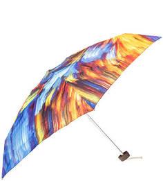 Разноцветный зонт с пластиковой ручкой Zest