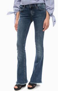 Расклешенные джинсы со стандартной посадкой Liu Jo