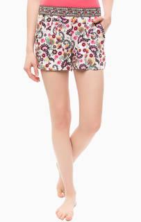 Разноцветные короткие шорты с карманами Jockey